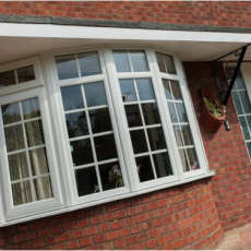 Bay Windows Provide More Space to Your Interiors